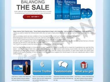 Balancing The Sale