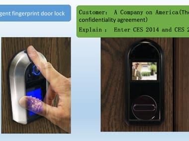 Smart Lock; Nucli