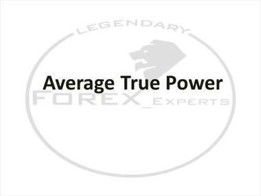 Average True Power MT4/5