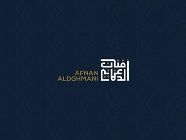 Afnan Aldghmani Logo Design