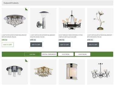 Brand || E-Commerce Website