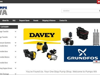 E-Commerce Site Development in Big Commerce