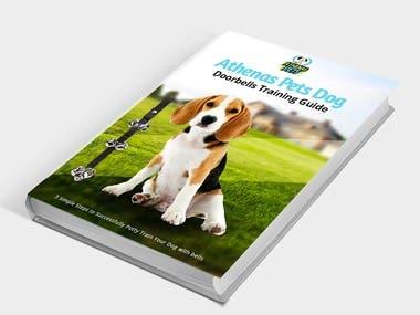 Athenas Pets dog book cover