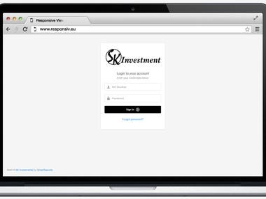 Online Loan Management System for SKI Finance