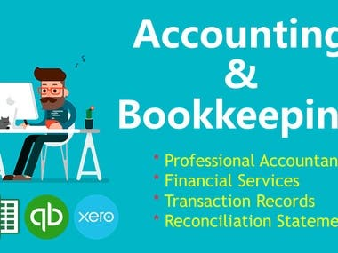 Data Enter and Accounting Professional