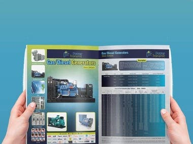 Catalog / Brochure Design