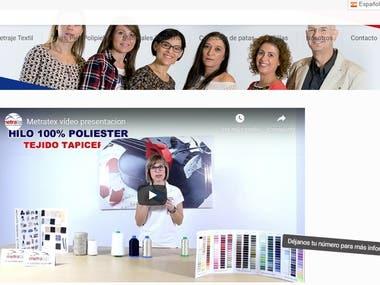 Diseño de vídeos de presentación de marca