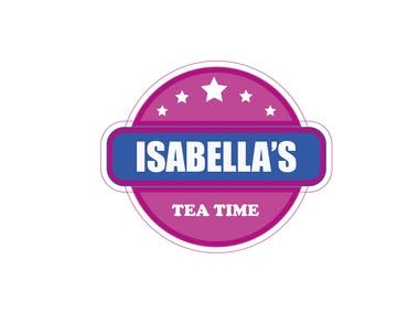 Lable for Tea Company