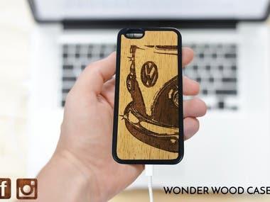 WonderWoodCases