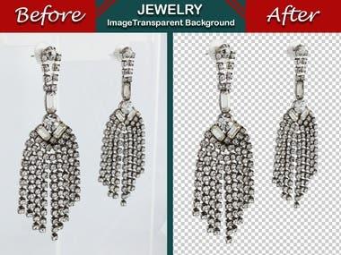 Jewelry Image Transparent Background