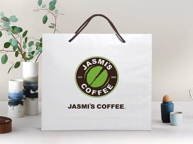 Coffee Paper Bag