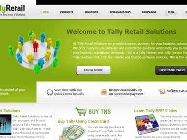 Tally Retail Solution