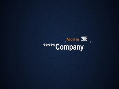 Our Company 2019