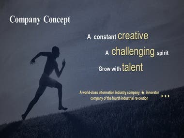 Company Concept