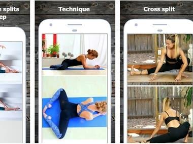 Gymnastic App
