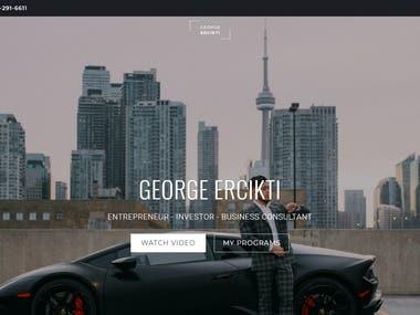 G.E. - SHOPIFY | FACEBOOK/INSTAGRAM ADS