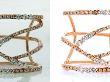 Jewelry Clipping Path.
