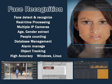 Facial Detect & Recognize