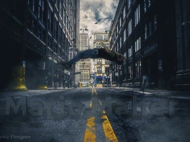 manipulation art