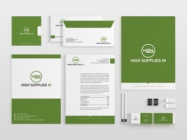 Brand Identity/Branding Design