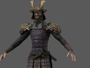 game samurai for unreal