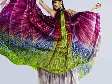 Elytra Dress