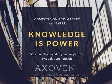 Competition And Market Analyses