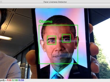 Recognition Facial Using Opencv For Android