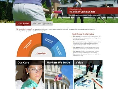 CTIS- A Health Informative Company