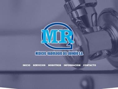 Pagina web - Médicos y Radiologos