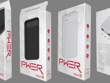 Powerbank box design