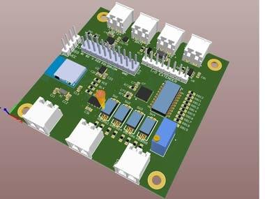 BMD-300-A-R Sensor Board