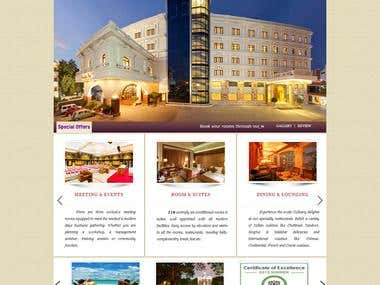 Anandha Inn - Online Hotel Booking system
