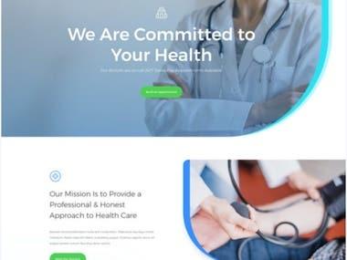 Doctor's Office - Website