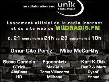 MUDradio.fm