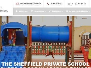 Website For Best School in Dubai