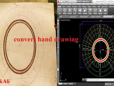 convert different files to dwg files (Autocad)