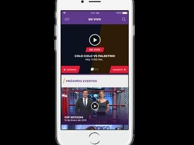 Estadio CDF - Android and iOS