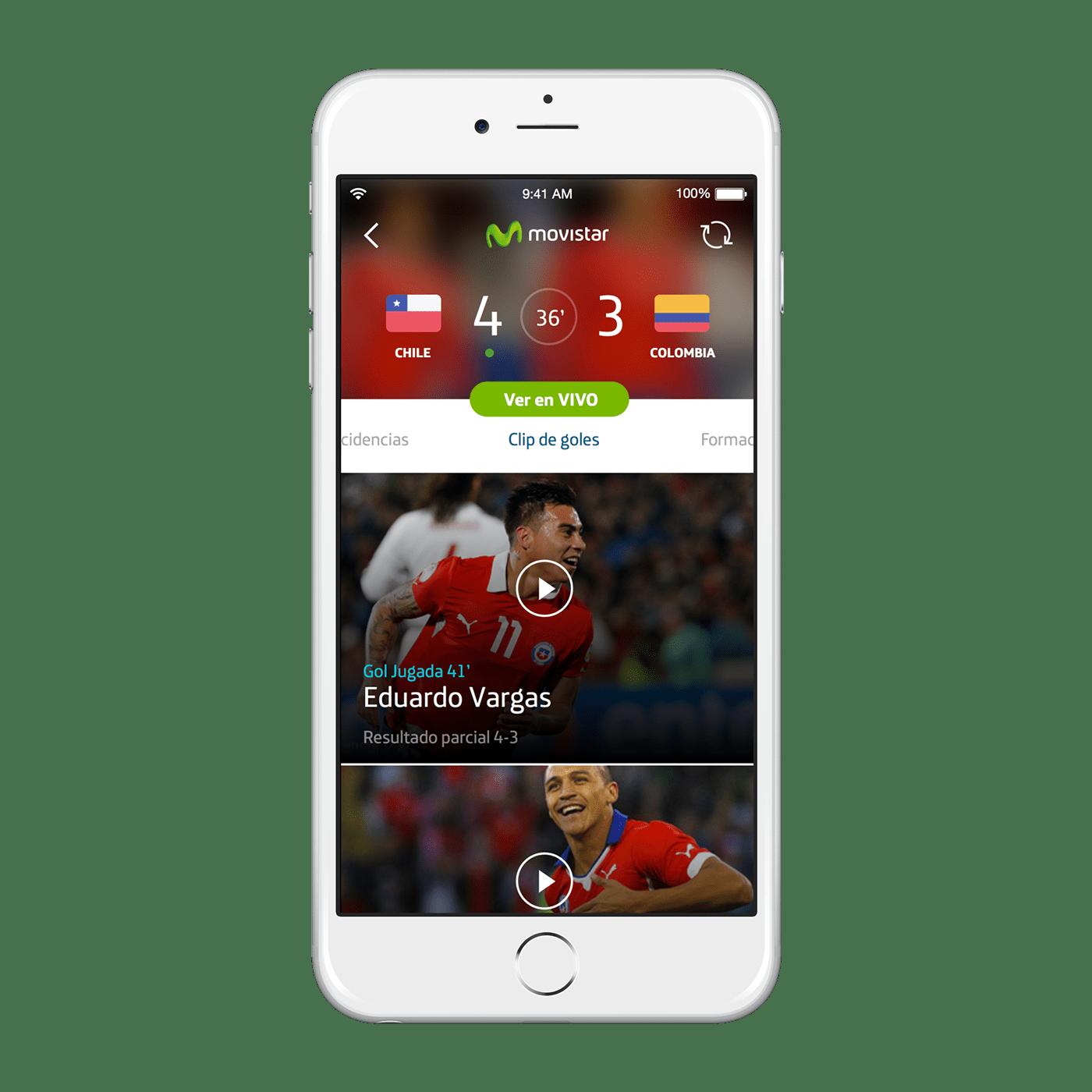 Movistar Sports - Android & iOS