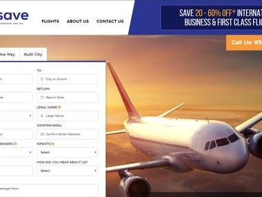 JetNsave - Unpublished International Flights