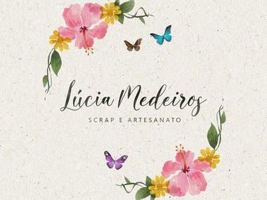 Lúcia Medeiros - Scrap e Artesanato