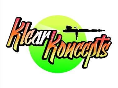 Klear Concepts Logo Design