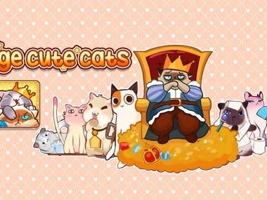 Meowaii - Merge Cute Cats