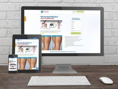 website for Complete Medical Wellness