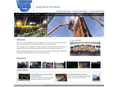 WGE Group - Engineering Services Company Website