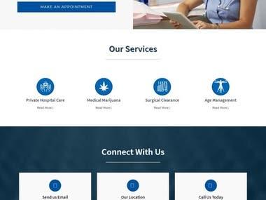 website for Center for Prevention