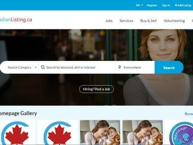 Canada's largest classifieds Website
