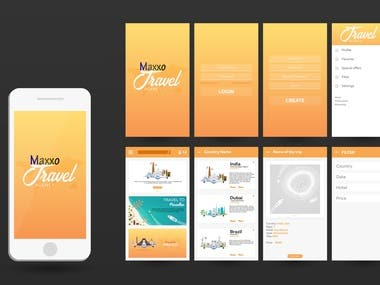 Maxxo Travel Agency