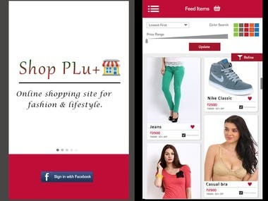 Shop Plu+ - Online shopping site for fashion & lifestyle