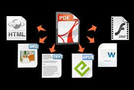 Converting Image or PDF to word ,excel,powerpoint